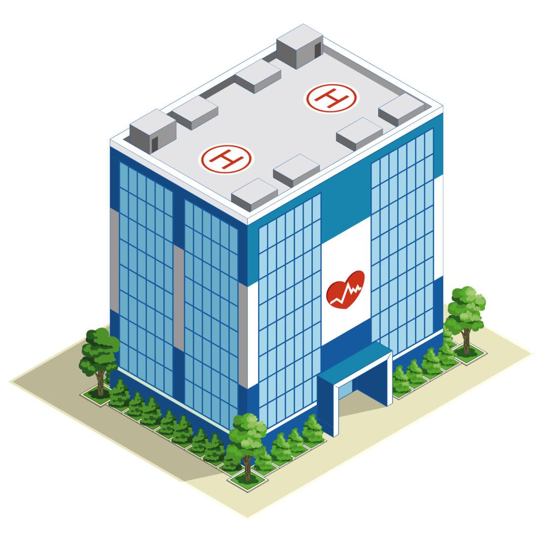 Finding extra hospital capacity
